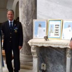 Don Nicola Caputo - Cav.  Di Pinto - Pres. AMA Canosa  Di Ruggiero