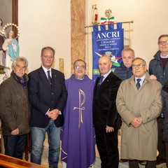 "don Nicola Caputo, Consigliere Spirituale A.N.C.R.I. Sezione  BAT ""Canusium"""