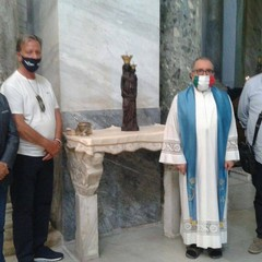 Cav. Sciannamea, Cav.Di Pinto, Don Nicola Caputo, Pres. Di Ruggiero