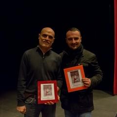 Donato Chiarello e Luca Zecchillo
