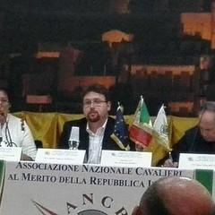Comm. Tomasone e dott.Sandro Sardella