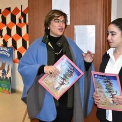 "IISS ""N.Garrone"" Canosa Docente Cristina Saccinto"