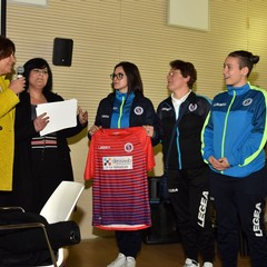 Isabella Cardone  Delegazione Pink Futsal Canosa
