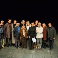 """Giuria """"Premio Attore  Teatrale Artemisia 2019 """""""