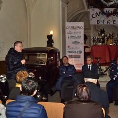Ventola alla presentazione Memorial Michele Fontana-4°Gran Premio di Apertura