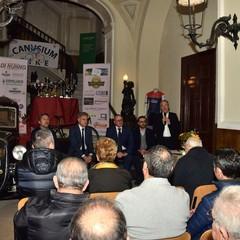 Presentazione 1° Memorial Michele Fontana-4° Gran Premio di Apertura Canosa