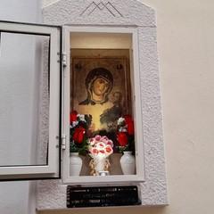 Canosa Edicola votiva per Maria SS della Fonte