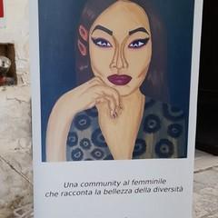 LE DONNE DI ELLA: Vernissage a Canosa di Puglia