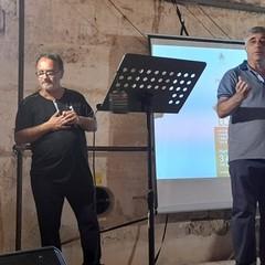 Sabino Dell'Isola e Antonio Faretina