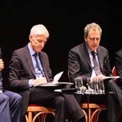 2013 a Canosa il  Ministro Massimo Bray e Dott. Sergio Fontana