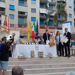 Bisceglie : Premio Sergio Nigri al dott. Sergio Fontana