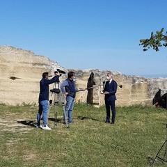 Canosa di Puglia  a Bellitalia su RAI 3: Area archeologica Pietra caduta