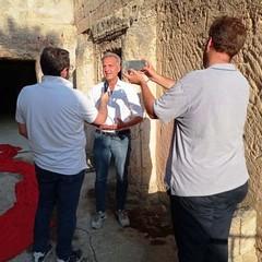 Sergio Fontana-Presidente Fondazione Archeologica Canosina