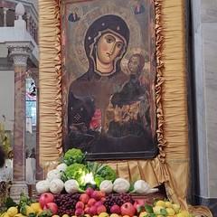 Madonna della Fonte Primizia dell'Umanità- Canosa di Puglia 2021