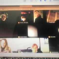 Presentazione nuovo sito internet di Arpa Puglia  Videoconferenza 2021