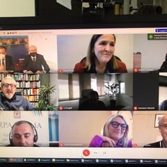 2021 Videoconferenza  Convenzione molluschicoltura