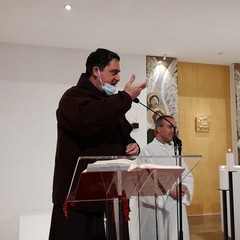 A Canosa, Padre Roberto Palmisano