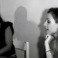 Maria Fonte Fucci  e Mariateresa Princigalli