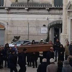 Funerali di Mons.Michele Lenoci