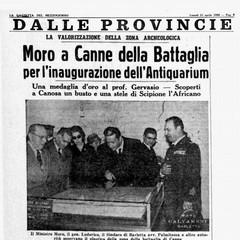 La Gazzetta del Mezzogiorno, 21/04/1958