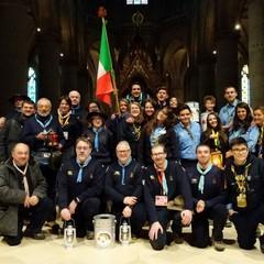 Gli Scout di Trieste a Linz 15 dic. 2018