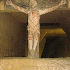 1984- Grotta del Crocifisso. Canosa