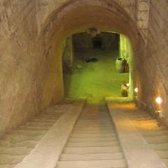 Grotta del Crocifisso  Canosa di Puglia