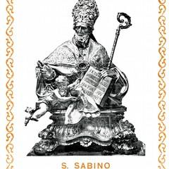 Icona San Sabino Patrono di Canosa di Puglia
