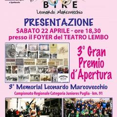 3° Memorial Marcovecchio