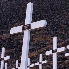 Il cimitero nelle Isole Svalbard con più vittime della Spagnola