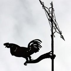 Campana Il gallo della banderuola