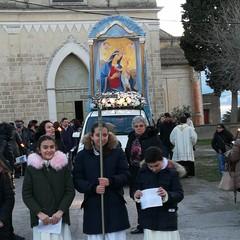 Processione Maria SS. dell'Odegitria  Canosa