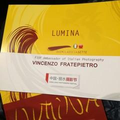 """Progetto """"Lumina"""" con Vincenzo Fratepietro"""