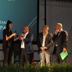 Stefania Sansonna, Angelo Giliberto,Antonio Rutigliano e  Paolo Pinnelli