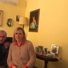 Laurea on line per  Stefania Di Monte: papà Enzo e Mamma Maria Rosaria