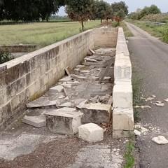 Canosa: devastazione del Tratturo Regio presso Bagnoli
