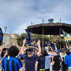 L'Inter vince il 19esimo scudetto. Festeggiamenti a Canosa
