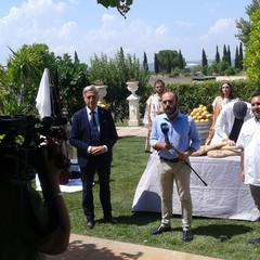 RAI3 TGR Puglia Giorgio Demetrio  Tg itinerante a Canosa di Puglia