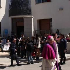 Mons. Luigi Mansi della Diocesi di Andria