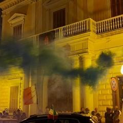 Canosa : esplode la festa in piazza