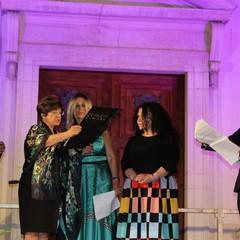 Il Premio Diomede Arte a Caterina Cannati  Kataos