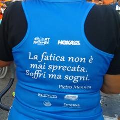 Pietro Mennea:La fatica non è mai sprecata.Soffri ma sogni!