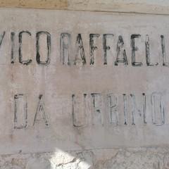 Canosa: Vico Raffaello da Urbino
