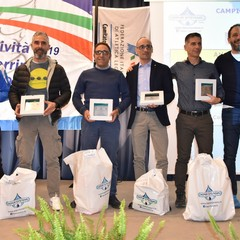 CorriPuglia 2019: Premiato Lenoci Giuseppe 3°
