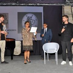 """2020 -Premio Diomede """"Speciale Giovani"""" al dottor Giuseppe Caporale"""