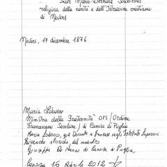Lettera Bernadette 3
