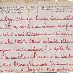 Lettera al figlio,Soldato Lomuscio Giuseppe