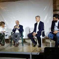 """Ospiti presentazione del libro """"Ofanto la via del fiume"""" di Filli Rossi"""