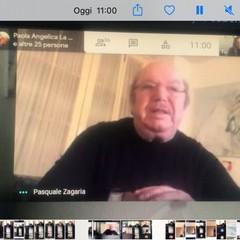 Lino Banfi Nuovo sito internet di Arpa Puglia  Videoconferenza 2021