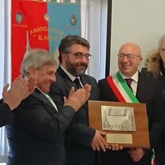 """Il professor Vincenzo Lionetti """"Canosino dell'anno 2019"""""""
